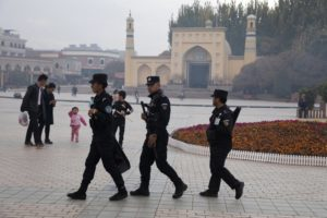 US legislation to urge possible China sanctions over Xinjiang crackdown