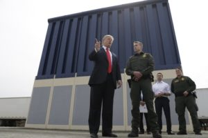 Border wall first big government-funded infrastructure project Liberals don't like