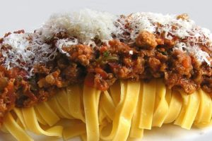 Ragu Bolognese made easy