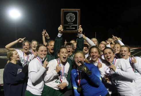 Kranson Scores Only Goal In Wyoming Area Title Win