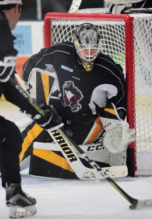 Pens Weekly: Goaltenders Adjusting To New Pads, Chest Protectors