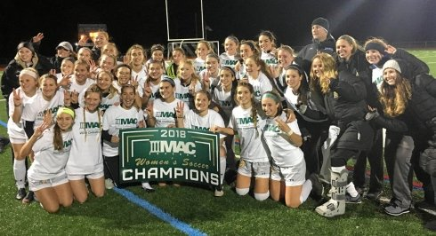 Cougars Women's Soccer Adds To Championship Legacy