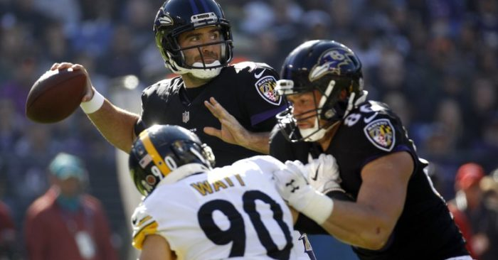7b8f5f0db Roethlisberger guides Steelers past Ravens 23-16