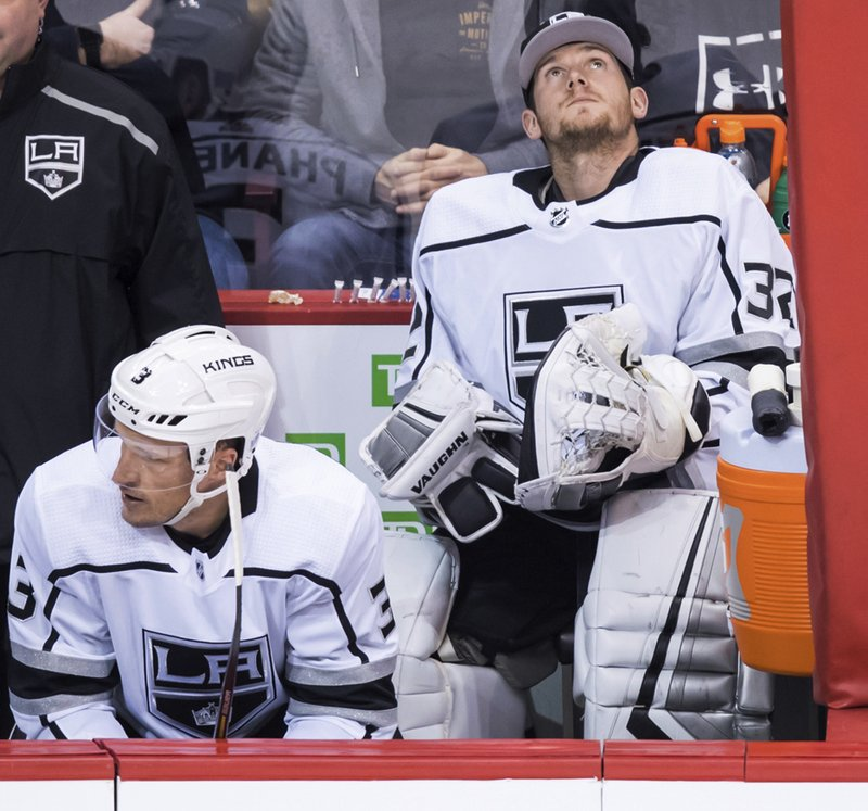 Brown's Goal In OT Gives Kings 2-1 Win Over Canucks