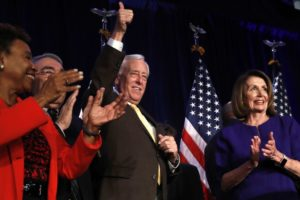 Steny Hoyer breaks with Nancy Pelosi: No, a wall is not 'immoral'
