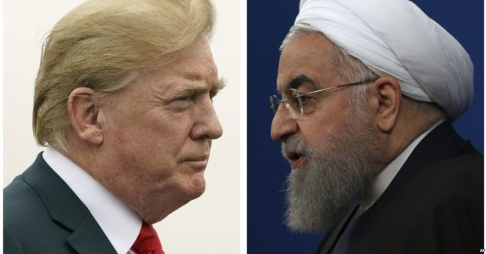 US Reimposes Sanctions on Iran's Oil, Financial Sectors