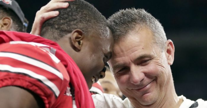 Update: Ex-Players pay tribute to OSU coach Urban Meyer | TheBL com