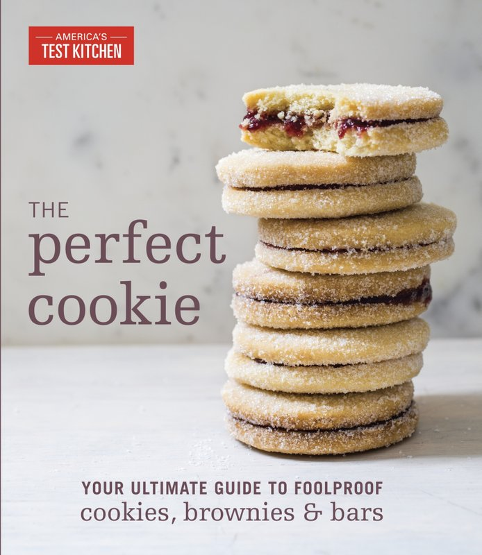 This image provided by America's Test Kitchen in October 2018 shows the cover for the cookbook