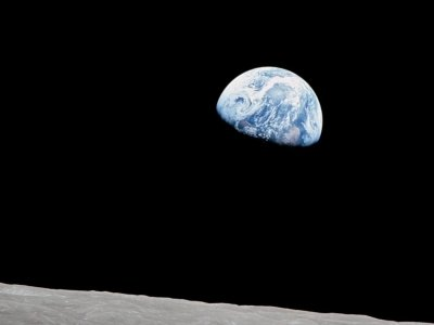 Apollo 8 is considered NASA's boldest undertaking ever. As it marks its 50th anniversary this Christmas, space experts and one of the astronauts tell the story of the Earthrise photo, which remains the most iconic space snapshot. (Dec 18)