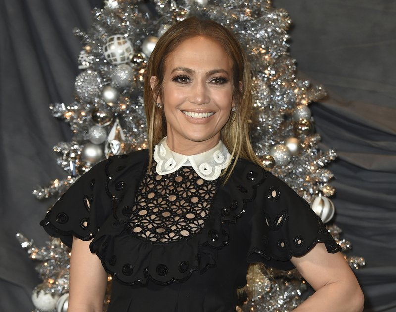FILE - In this Dec. 9, 2018 file photo, Jennifer Lopez attends a photocall for