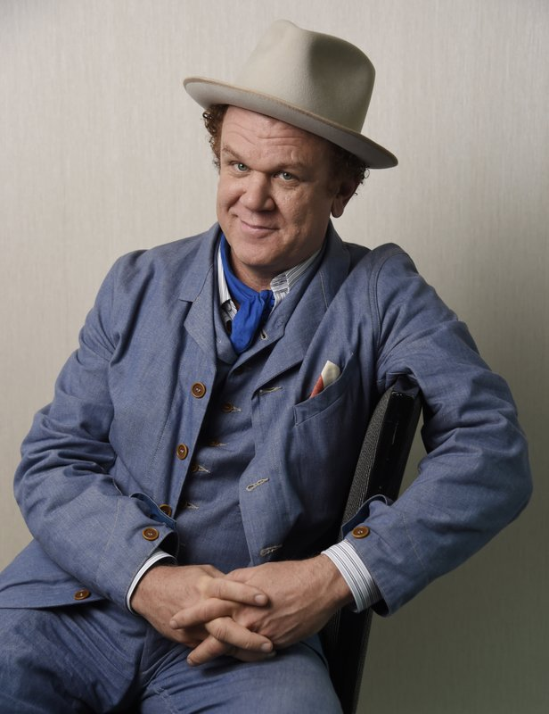 In this Sept. 8, 2018 photo John C. Reilly, poses for a portrait at the Adelaide Hotel during the Toronto International Film Festival in Toronto. (Photo by Chris Pizzello/Invision/AP)