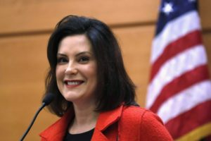 Whitmer names much of Cabinet, including 9 department heads