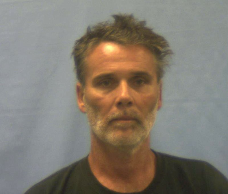 FILE - This undated file photo provided by the Crawford County Jail in Van Buren, Ark., shows Michael Fowler Jr. (Crawford County Jail via AP, File)