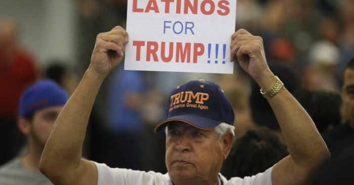 GOP share of Latino vote steady under Trump, supported by evangelicals and vets