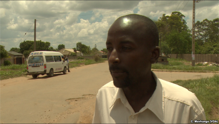 Clever Mundau says he supports the new traffic fines being introduced by the