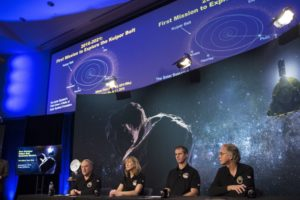 NASA set to make space history early in New Year