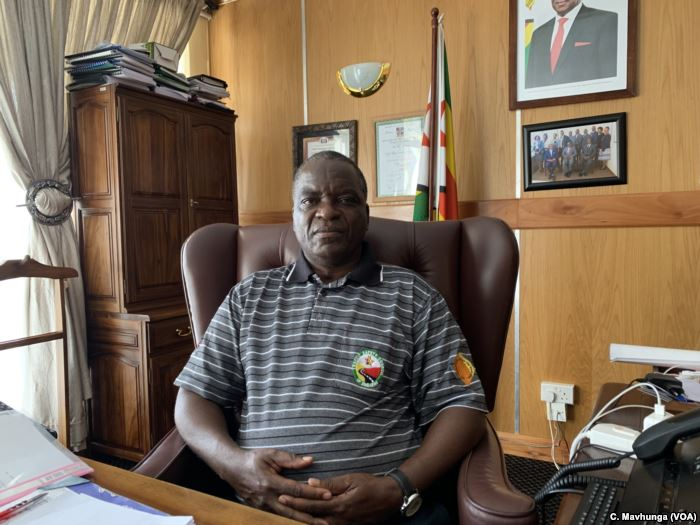 Obio Chinyere, managing director of the Traffic Safety Council of Zimbabwe, s