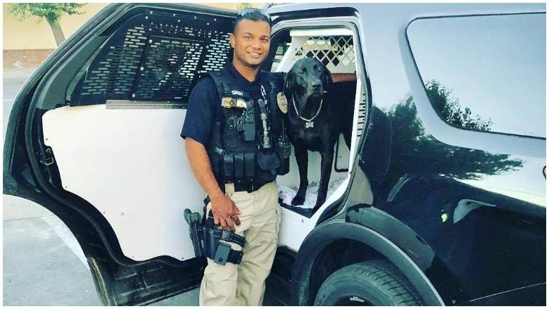 Officer Ronil Singh. (Photo: Facebook)