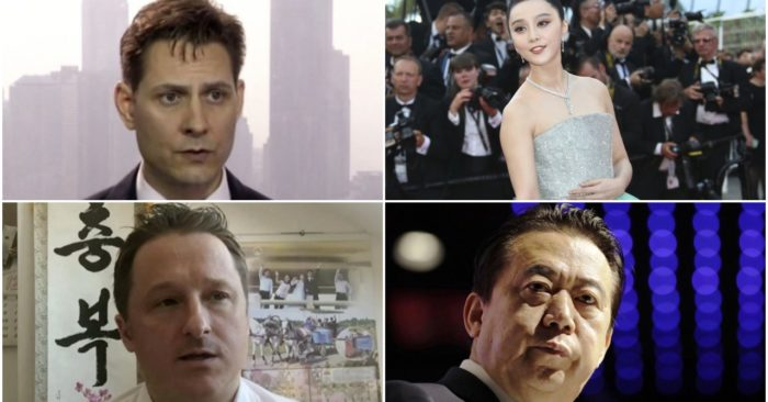 China's Disappeared: A look at who went missing in 2018