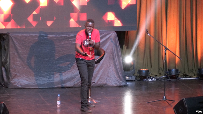 Thirty-two-year-old comedian Victor Tinashe Mpofu, known as Doc Vikela on sta