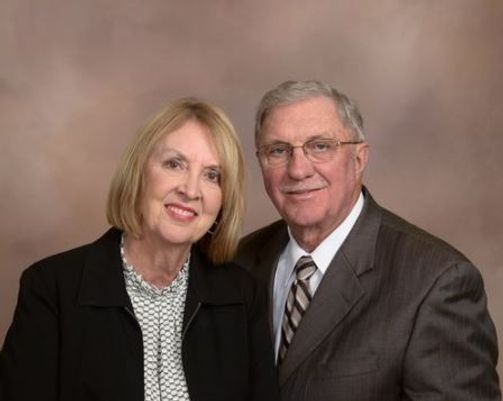 JoAnn (left) and Vaughn Meyer were killed in a plane crash in Sioux Falls on Christmas Day 2018. The Meyers were known as philanthropists who donated frequently to causes around Sioux Falls. (Photo: Sioux Falls Lutheran School)
