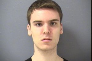 Police: Student arrested over video with threatening caption
