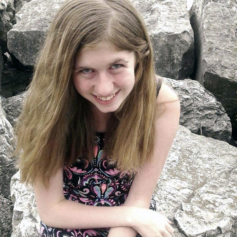 FILE - This undated file photo provided by Barron County, Wis., Sheriff's Department, shows Jayme Closs, who was discovered missing Oct. (Courtesy of Barron County Sheriff's Department via AP, File)