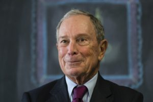 Bloomberg says he'd self-fund possible 2020 White House bid