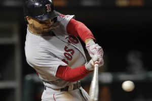 AL MVP Betts agrees to $20 million, 1-year deal with Red Sox