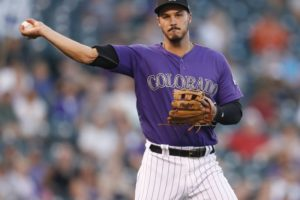 Arenado seeks $30 million in arbitration with Rockies