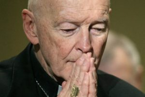 McCarrick accuser cooperates with NYC prosecutors on abuse