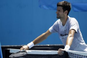 Djokovic's start may follow Murray's finale at Aussie Open