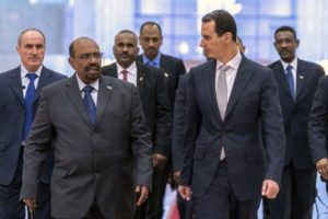 Arab nations inch toward rehabilitating Syria's Assad