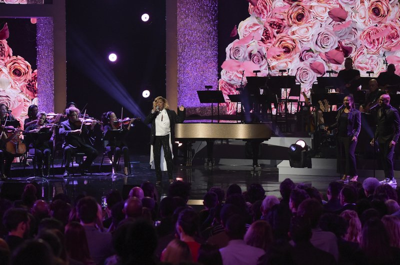 Patti LaBelle performs at the