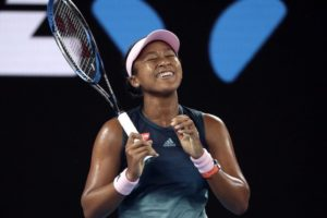 US Open champion Osaka eases into 2nd round in Australia