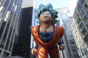 Celebs, athletes give 'Dragon Ball' pop culture super status