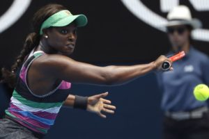Update: Stephens through to Australian Open 3rd round