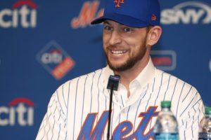 Jed Lowrie, New York Mets finalize $20M, 2-year contract