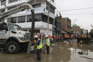Unbearable stench: Giant sewage spill befouls Peru's capital