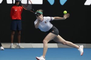 Update: Elina Svitolina advances at Australian Open