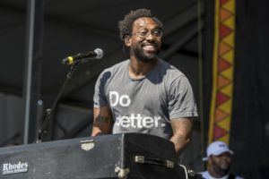 Q&A: Maroon 5's PJ Morton on Super Bowl and Grammy noms