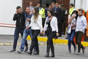 Deadly car bombing in Colombia underscores lingering threats