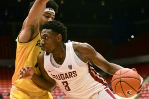 Franks scores 24, leading  a WSU rout over California 82-59