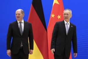 China, German promise closer financial cooperation