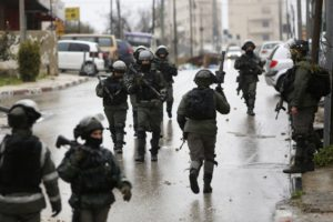 Palestinian forces soldier on amid Israeli raids, US neglect