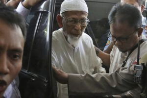 Indonesia leader to free radical cleric behind Bali bombings