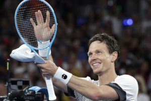 One of the sleepers, Berdych, reawakens rivalry with Nadal
