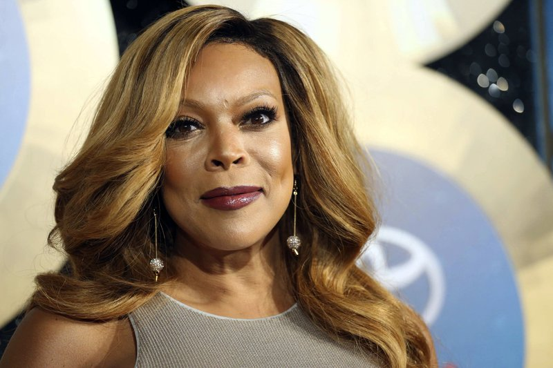 FILE - In this Nov. 7, 2014, file photo, TV talk show host Wendy Williams arrives during the 2014 Soul Train Awards in Las Vegas. (Photo by Omar Vega/Invision/AP, File)