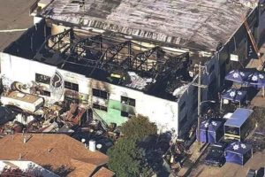 Judge: Oakland fire lawyers can't discus case outside court