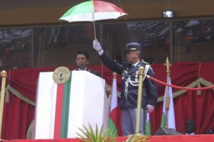 Madagascar's new leader vows to combat widespread corruption